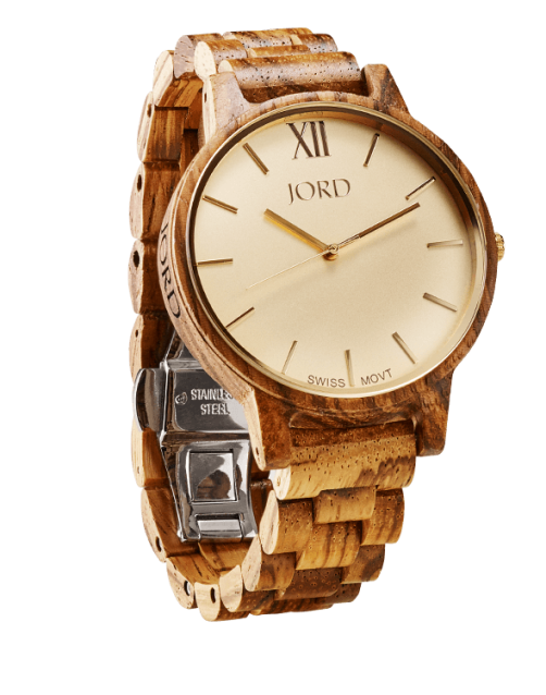 JORD Wood Watch + Giveaway #jordwatch #woodwatch