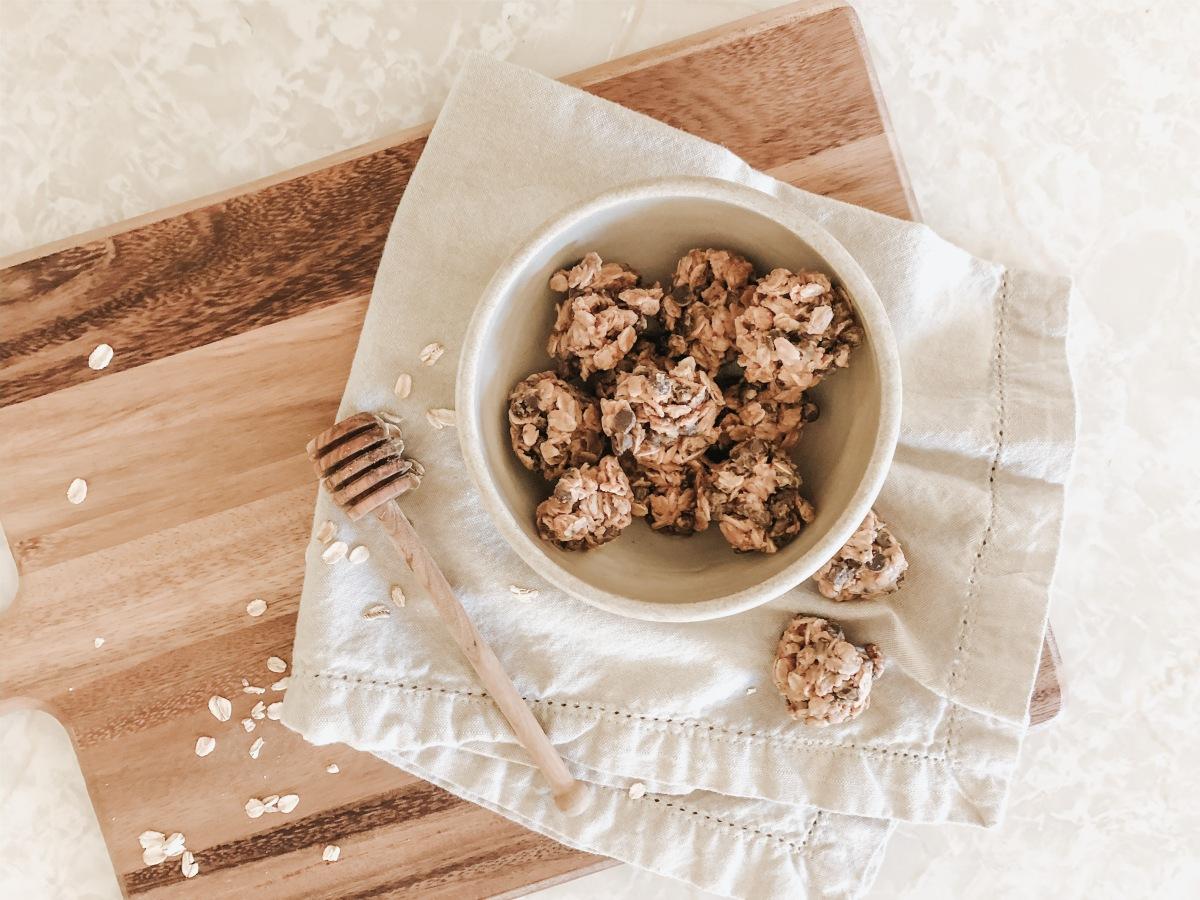 Peanut Butter EnergyBites